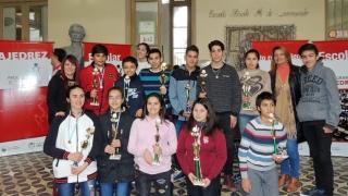 Juegos Evita: San Luis ya tiene sus representantes para la instancia nacional de ajedrez