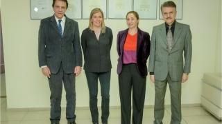 La Universidad Abierta Interamericana  interesada en las iniciativas de la ULP