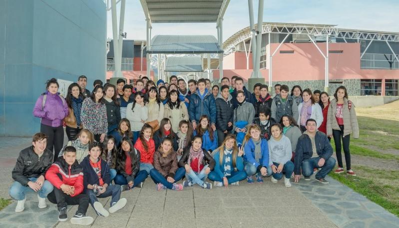 De Córdoba a San Luis para conocer la oferta académica de la ULP