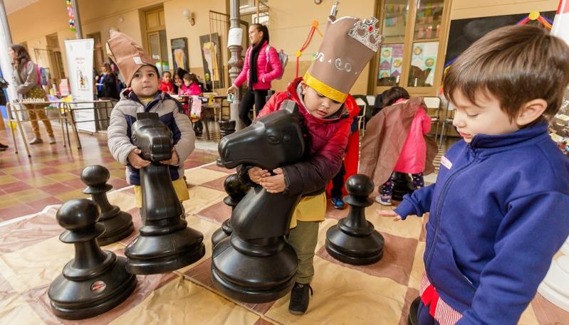 Los jardines de infantes participaron de distintas iniciativas de la ULP
