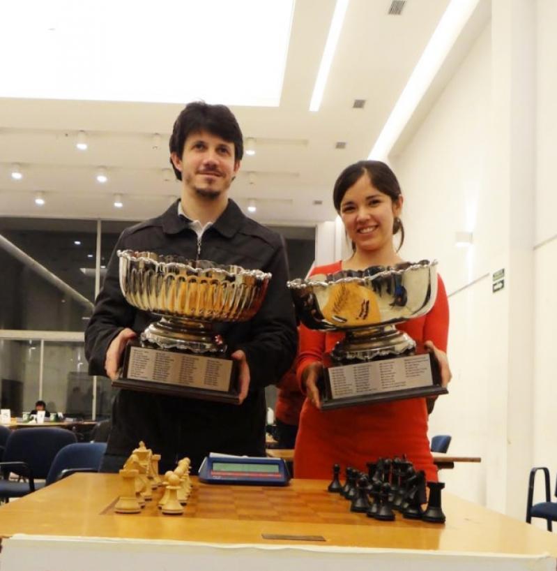 Los dos ajedrecistas de la ULP se quedaron con el título nacional