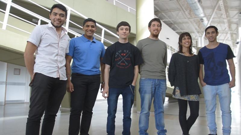Enriquecedora experiencia de alumnos de la ULP en un torneo universitario de aplicaciones