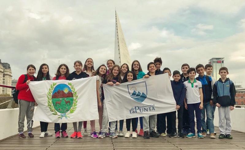Los olímpicos viven jornadas de cultura y aprendizaje en Buenos Aires