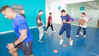 Talleristas y profesores del polideportivo municipal de San Luis se capacitan en el Campus
