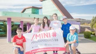 Rumbo a Disney: los Mini Programadores ya comenzaron su viaje