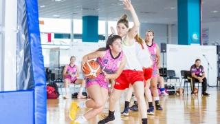 Comenzó el torneo Argentino de Básquet en Mayores Femenino