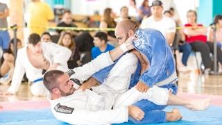 El Regional de Jiu-Jitsu Brasileño pasó con éxito por el Campus