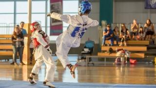 El Campus fue elegido para iniciar la primera etapa nacional de taekwondo