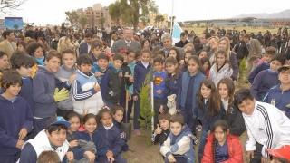 Los chicos como protagonistas del cuidado medioambiental