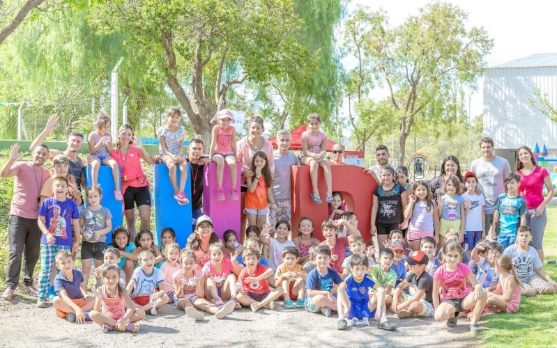 Las actividades de la ULP llegaron a la colonia Municipal de San Luis
