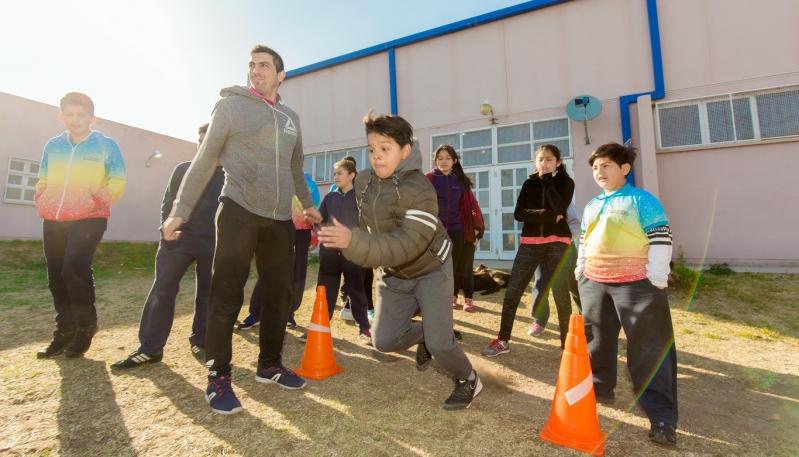 En la primera semana se evaluaron más de 2000 niños de 76 localidades