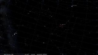 Neptuno en oposición al Sol, un nuevo espectáculo en el cielo puntano
