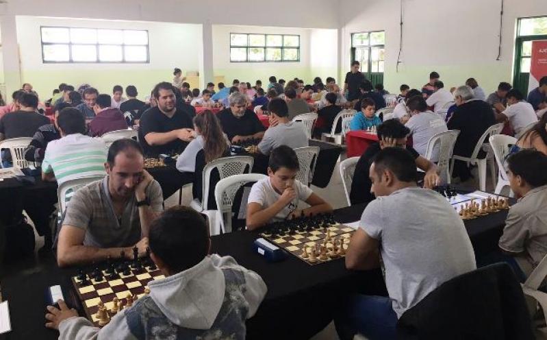 """En un torneo de campeones, se definió el abierto de ajedrez """"El Caldén"""" 2017"""