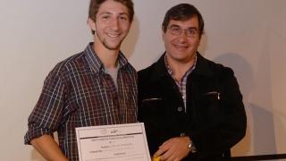 Un alumno de la ULP se quedó con el premio  mayor de Proyecto big Bang Tecno