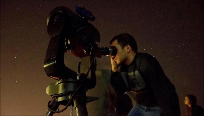 El telescopio de la ULP llega hoy a Concarán