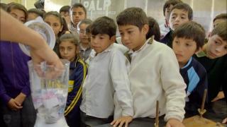 El Planetario Inflable y los talleres de Reciclado llegan a más escuelas