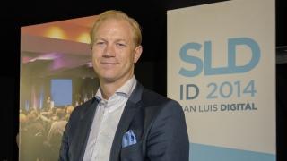 El co-creador de Skype dejó su impronta tecnológica en San Luis Digital 2014