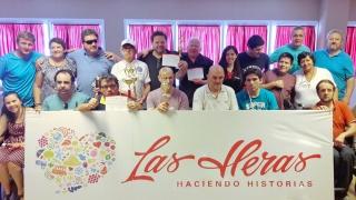 Buena actuación de los ajedrecistas puntanos en la final nacional del Prix ACUA 2017