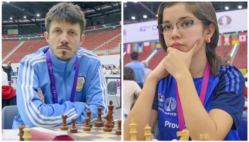 """""""El apoyo de San Luis a nuestros ajedrecistas es vital para su buen desempeño"""""""
