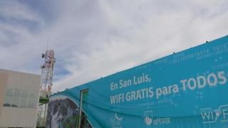 Nueva conexión por fibra óptica en la Ciudad de La Punta
