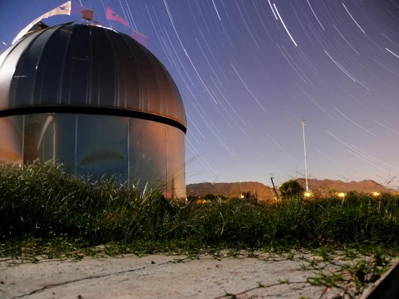 """La pasión por los astros se vive en las """"Noches para aficionados del cielo"""""""