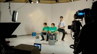 Un programa dedicado a los sanluiseños que brillaron en la RoboCup 2015