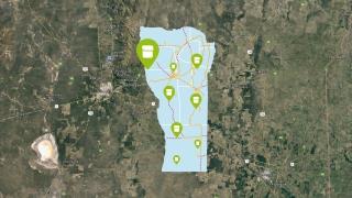 """""""El servicio de Wi-Fi gratuito amplía los beneficios transversalmente a todos los sectores de la comunidad de San Luis"""""""