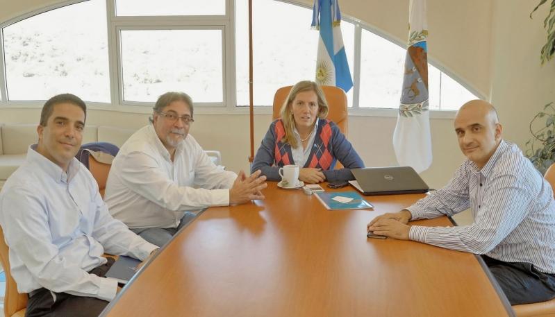 Con equipos de vanguardia y formación técnica, San Luis optimiza la red provincial de Internet