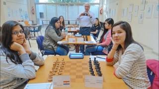 Amura y Martínez dan pelea en el torneo femenino más competitivo de la región