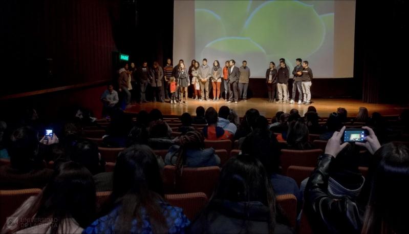 El sueño del cineasta: los cortos de la ULP, en pantalla grande