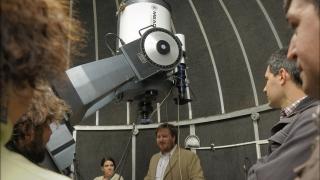 Una nueva propuesta de la ULP para  iniciarse en el mundo de la astronomía