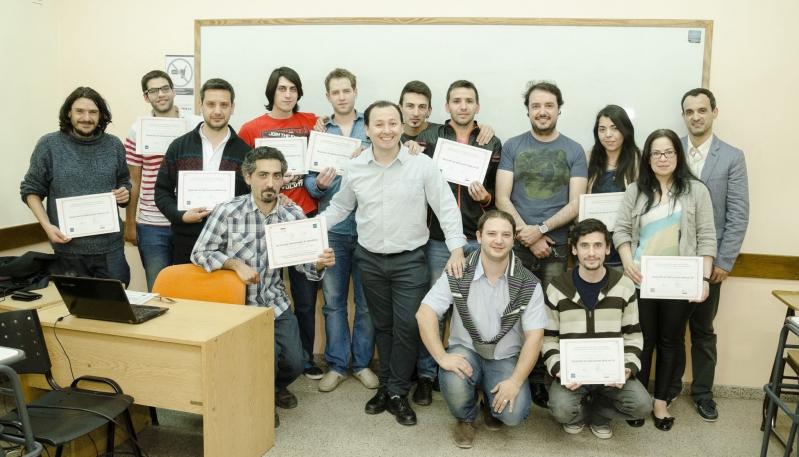 Finalizaron los cursos de programación de la ULP para principiantes