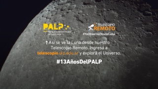 El Parque Astronómico de La Punta cumple 13 años
