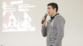 Otro profesor de Campus convocado a los Juegos Olímpicos de la Juventud