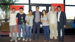 Cientos de chicos de toda la provincia jugaron la gran final de Ajedrez