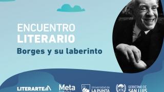 Borges y su laberinto inauguran el primer encuentro literario de la ULP