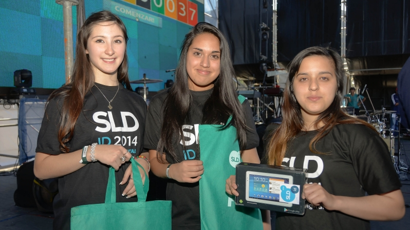San Luis Digital entregó increíbles premios tecnológicos en su tercera jornada