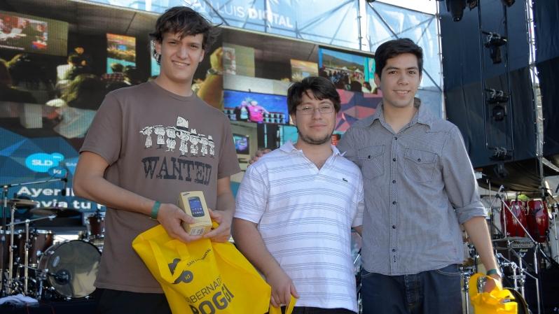 Premio a la creatividad: se conocieron los ganadores de la hackathon de la ULP