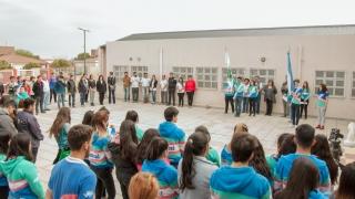 """La ULP participó del """"Encuentro de las promos de La Punta"""""""