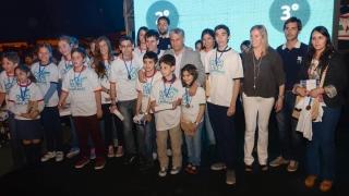 Los olímpicos 2014 fueron reconocidos por su esfuerzo en #SanLuisDigital