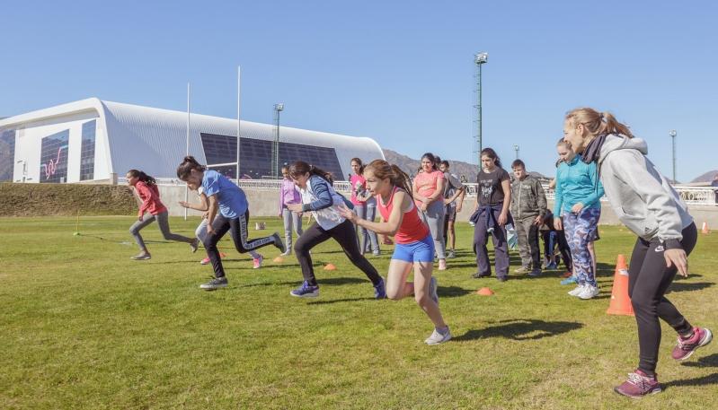 Mapa deportivo: la detección de talentos se potencia en el Campus ULP