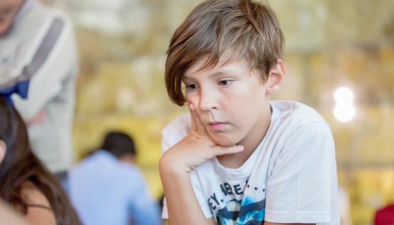 Facundo Lavandeira participará de un torneo internacional de ajedrez on line
