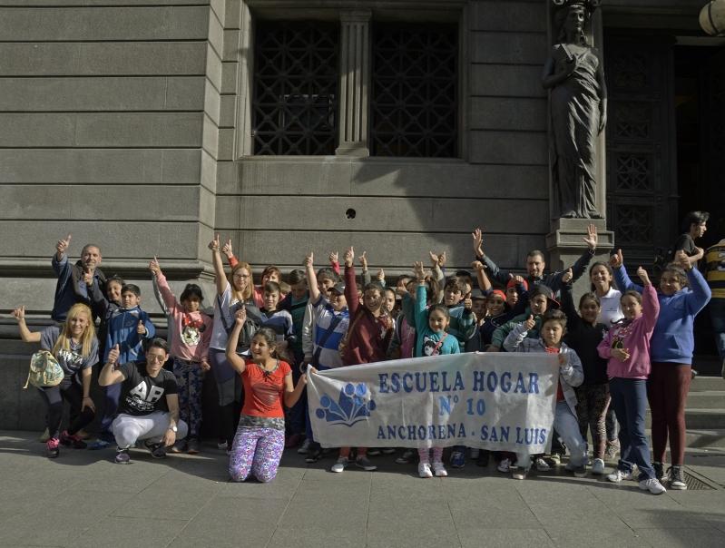 De Anchorena a la gran ciudad de Buenos Aires en una experiencia educativa única