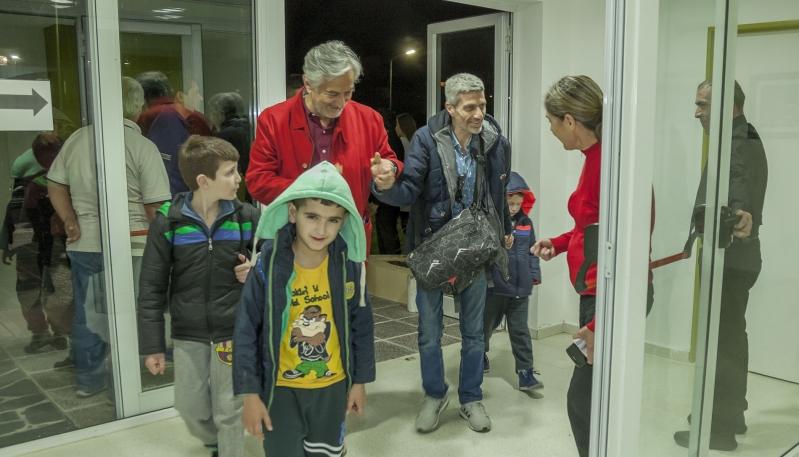 Tres nuevas familias sirias ya se encuentran en territorio puntano