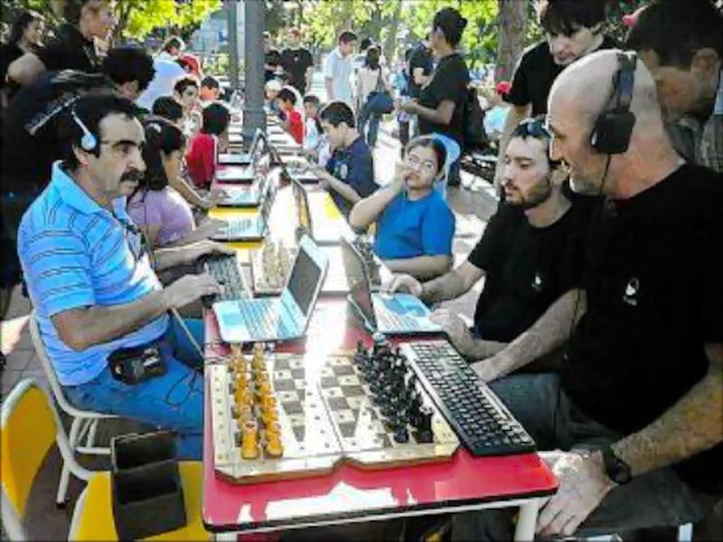 El ajedrez como integrador social
