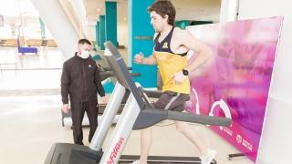 Masman,el ultra atleta que busca ser de Selección
