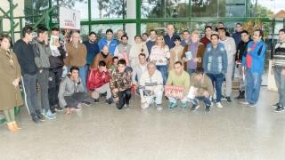 La ULP realizó el 7º Torneo Integrador de Ajedrez en el Servicio Penitenciario