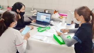 Profesionales de la salud recibieron sus tablets y tramitaron su firma digital