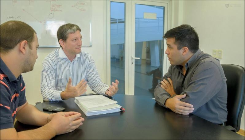 Praxis, una empresa de Texas que busca crecer en el PILP