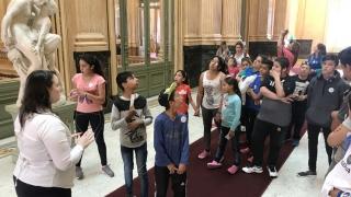 """El Teatro Colón y la obra """"Don Quijote"""" impactaron y deslumbraron a los chicos de parajes de San Luis"""